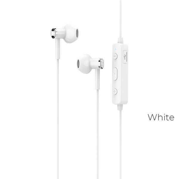 Hoco. Auriculares inalámbricos ES34 Pleasure con estuche de carga Audífonos Bluetooth