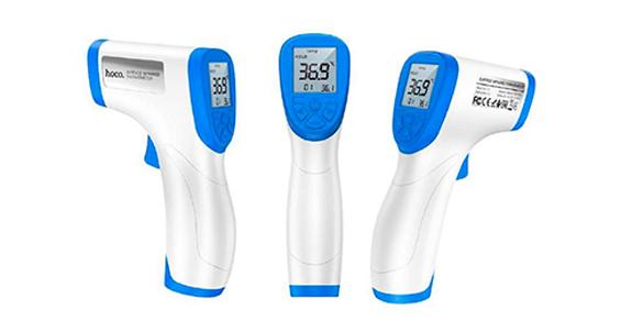 termómetro infrarrojo sin contacto KY 111